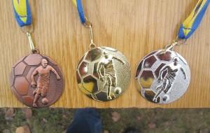 Медали ОО Нова Дія