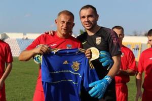 Олег Шкиря и Святослав Марканич
